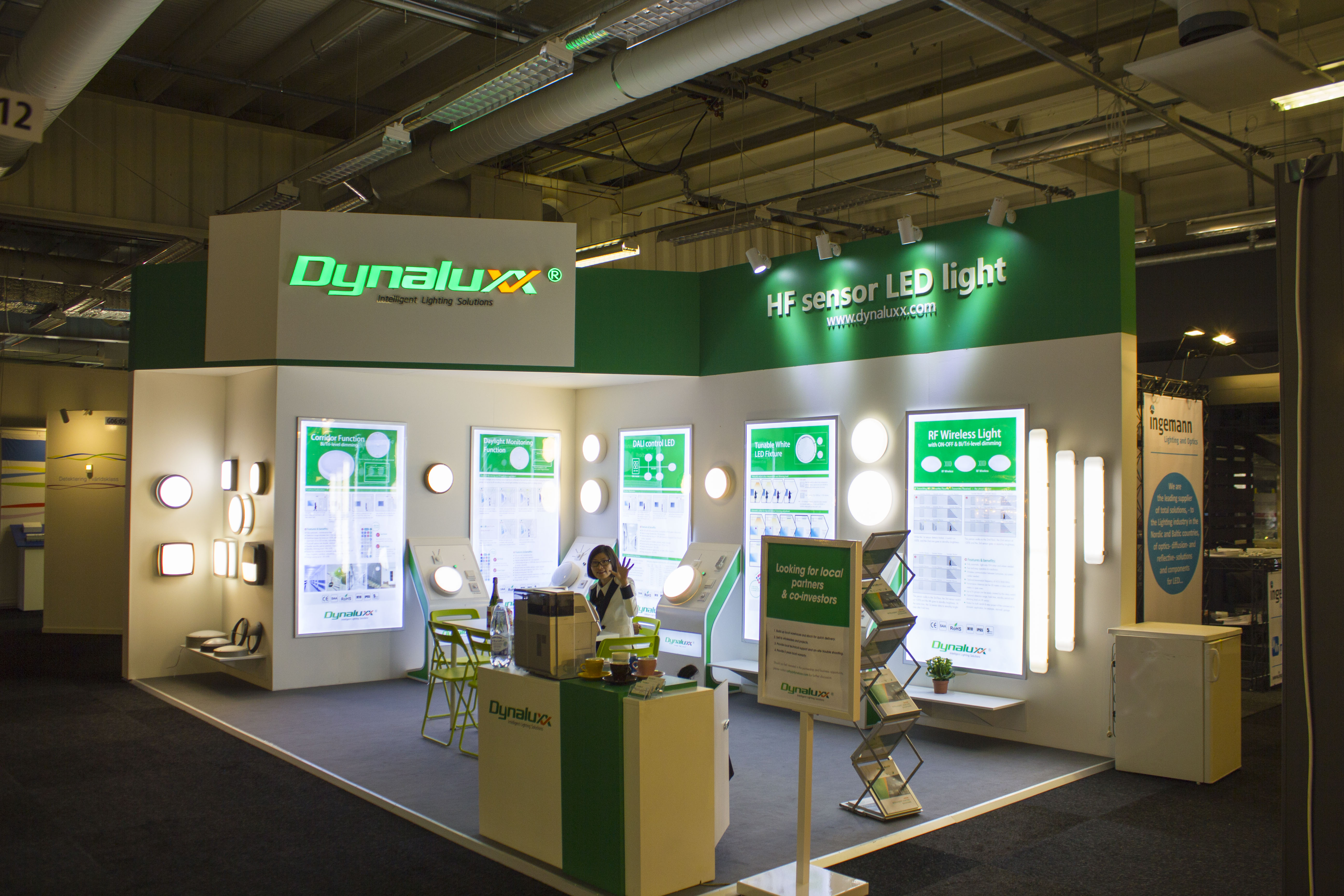 2015 Dynaluxx Fairs & Exhibition